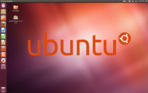 Escritorio Linux de Ubuntu